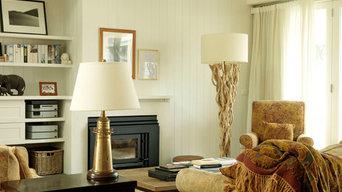 Narrowneck Living Room
