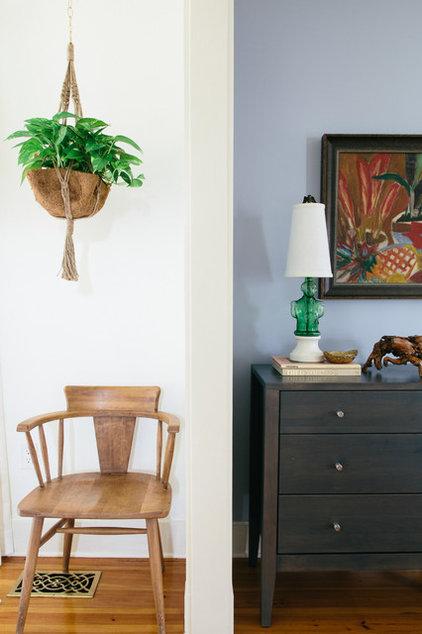 Eclectic Living Room by Logan Killen Interiors