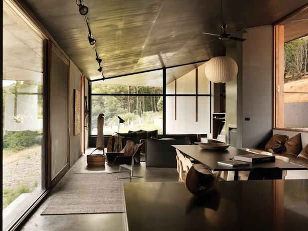 Living Room by Australian Institute of Architects