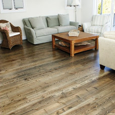 Contemporary Hardwood Flooring by Hull Forest Products