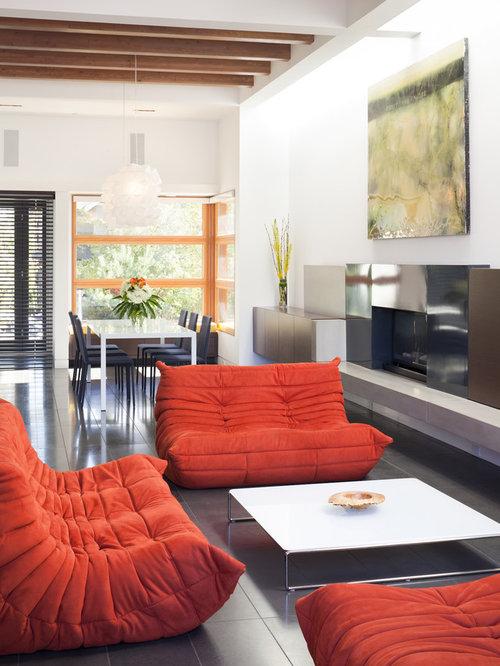 togo sofa houzz. Black Bedroom Furniture Sets. Home Design Ideas