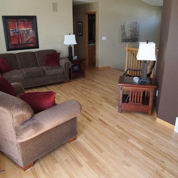 Natural Red Oak Hardwood Flooring