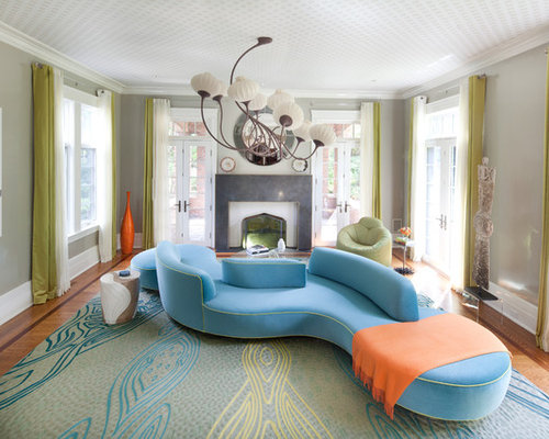 Houzz nature inspired design ideas remodel pictures for Nature inspired rooms