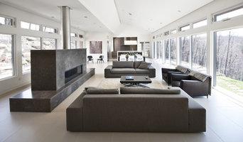 Nature's Drama: Laurentian Long House