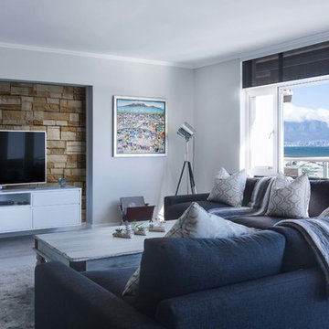 Nautical Accent Wall