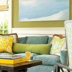 Ownby Design Tropical Living Room Hawaii By Ownby