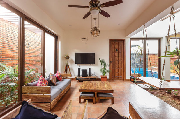 7 Indian Drawing Room Designs That Make the Most of Every Inch