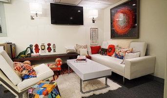 NBC Dressing Room: Boho-Chic Backstage Refuge
