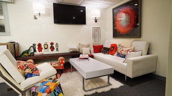 NBC Dressing Room: Boho-Chic Backstage Refuge