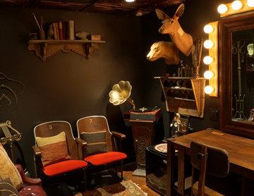 NBC Dressing Room: Mysterioso