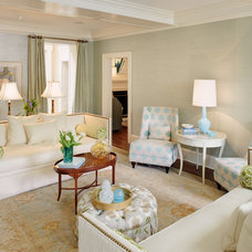 Traditional Living Room by Visible Proof