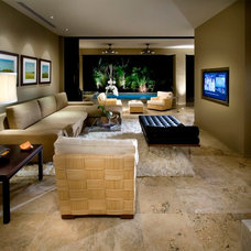 Modern Living Room by Storch Entertainment Systems