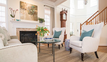 Neutral and Natural Living Room