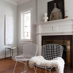 eclectic living room by Emily McCall