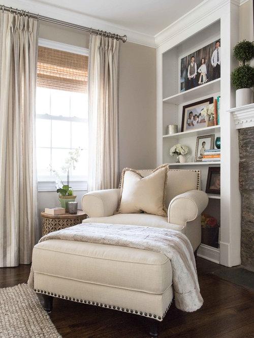 living room design ideas renovations photos with dark