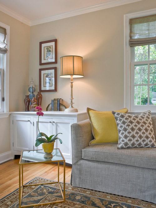 gray gold living room design ideas remodels photos houzz