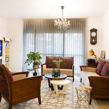New Classic   Interior Design & Home Styling to a 70 m2 apartment in Jerusalem