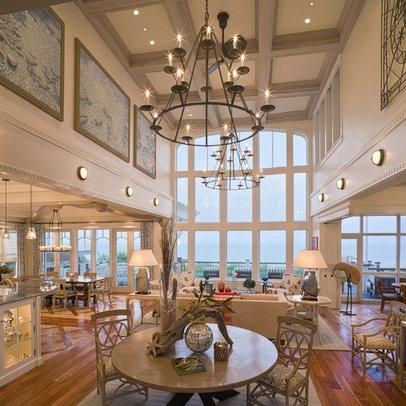 False Ceiling Design  Living Room on Contemporary Living Room High Ceiling Design Ideas  Pictures  Remodel