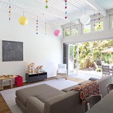 Herndon House - Living Room
