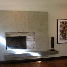 Contemporary Living Room by Anta Design Studio