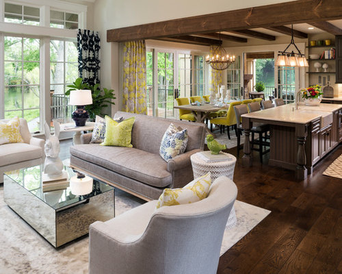 Houzz Living Room Transitional Living Room Ideas & Design Photos  Houzz