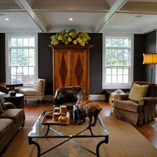 Traditional Living Room by British Home Emporium