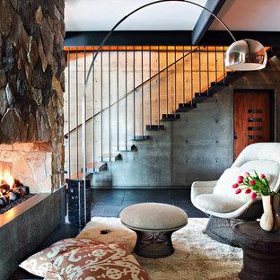 75 Most Popular Midcentury Modern Living Space Design Ideas For 2018 Stylish Midcentury Modern