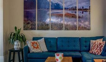 New Orleans Home Art Installation