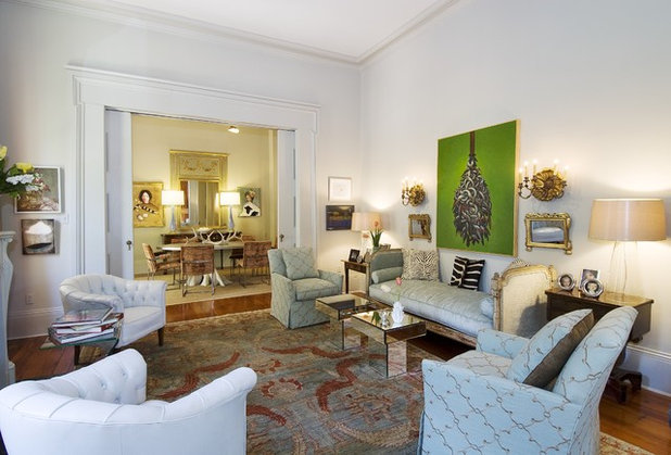 Transitional Style What It Is And How To Capture It: City View: New Orleans Style Mixes It Up
