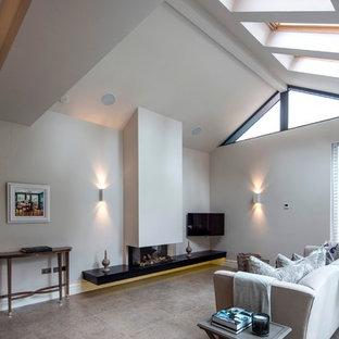 Chimney Breast Living Room Ideas Photos Houzz
