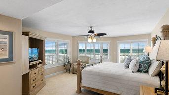 New Smyrna Beach real estate photo shoot