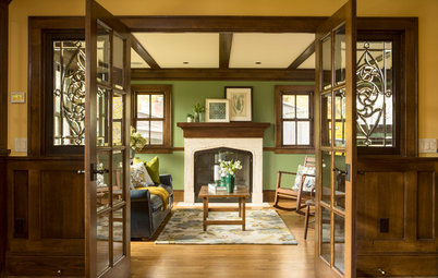 Houzz Tour: 21st-Century Accessibility in a Traditional Home