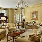 Bermuda 1129 Traditional Living Room Tampa By