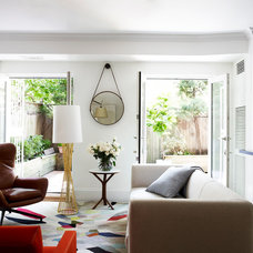 Contemporary Living Room by Arent&Pyke