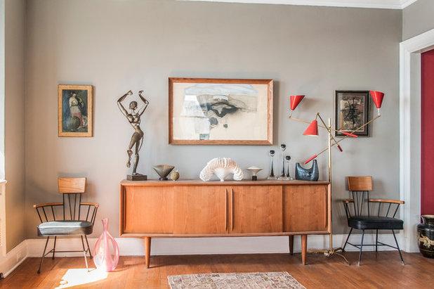 Éclectique Salon by Amy Krane Color Consulting