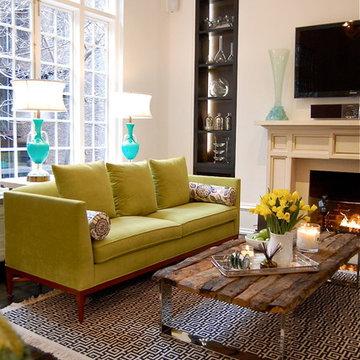 New York Upper East Residence
