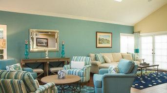 Newport Beach Family Room