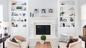 Newport Beach Living Room   Newport Beach Interior Designer