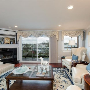 Newport Traditional Style Home by Designer Alison Miller