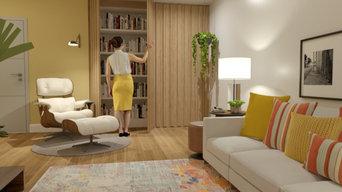 NG Living Room