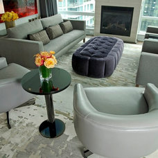 Modern Living Room by Good Space Design Group