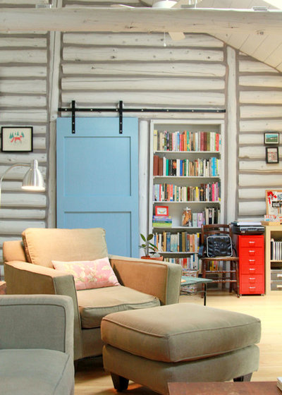 Eclectic Living Room by Jeff Jones Snap It Photography