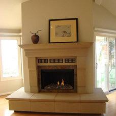 Asian  by Fireside Design Center