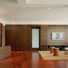 Contemporary Living Room by Min | Day Architects