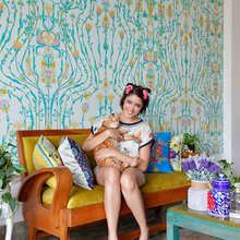 This Fashion Designer's Delhi Home Is Kitsch Perfect