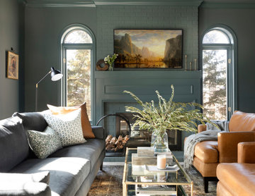 Nob Hill House   Renovation and Furnishings