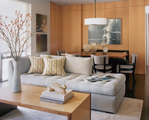Divani Designs Inc : Settle in and get comfy on a modular sofa