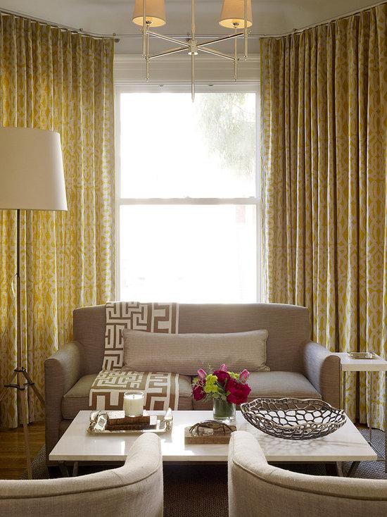 elegant curtains | houzz