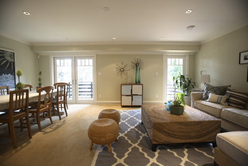 Best area rug on carpeting design ideas remodel pictures - Best area rugs for living room ...