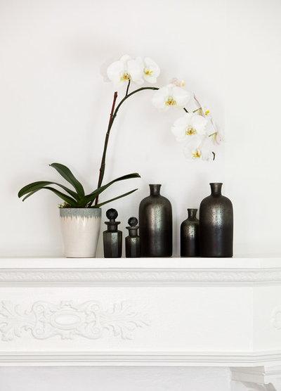 Eclectic Living Room by Melanie Stewart Design